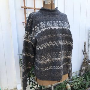 Eddie Bauer Recycled Wool Sweater
